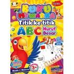 TITIK KE TITIK: ABC HURUF BESAR