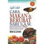 CARA MAKAN & BERUBAT NABI SAW