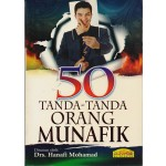 50 TANDA TANDA ORANG MUNAFIK