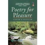 TINGKATAN 1-3 TEXTBOOK POETRY FOR PLEASURE