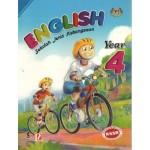 P4 TEXT BOOK ENGLISH SJK