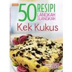 KEK KUKUS - 50 RESEPI LANGKAH DEMI LANGKAH