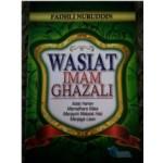 WASIAT IMAM GHAZALI