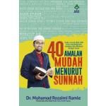 40 AMALAN MUDAH MENURUT SUNNAH