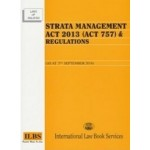 STRATA MANAGEMENT ACT 2013(ACT 757)