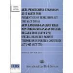 AKTA PENCEGAHAN KEGANASAN 2015 (AKTA 769)
