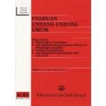 PANDUAN UNDANG-UNDANG AM