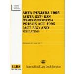 AKTA PENJARA 1995 (AKTA 537) DAN PERATUR