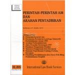 PERINTAH - PERINTAH AM& ARAHAN PENTADBIRAN