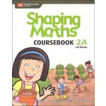 P2A Shaping Maths Coursebook 3rd Edition