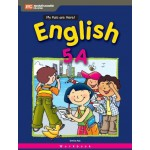 5A My Pals Are Here English Workbook (Singapore Edition)
