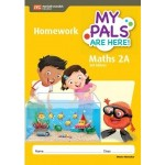 Book 2A My Pals Are Here Maths Homework (3rd Edition)