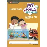 Book 2B My Pals Are Here Maths Homework (3rd Edition)