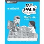 4A My Pals are Here! Maths Workbook (3rd Edition)