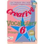 Primary 6 Creative Vocabulary