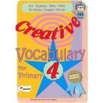 Primary 4 Creative Vocabulary