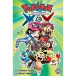 POKEMON ADVENTURES X.Y #1