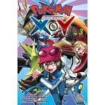 Pokemon Adventures X.Y #3