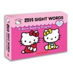 HELLO KITTY SIGHT WORDS READING PROGRAM BOX SET WITH AUDIO CD