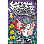 CAPT UNDERPANTS#3 INVASION OF INCREDIBLE