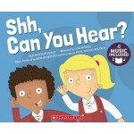 SHH, CAN YOU HEAR? (WITH CD & STORYPLUS)