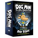 DOG MAN #1 - #4 BOXED SET