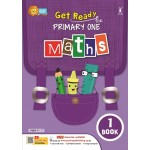 KIDS'PLANET:GET READY PRI ONE MAT 1