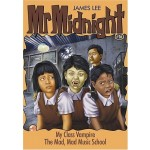 MR MIDNIGHT #16 MY CLASS VAMPIRE