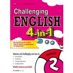 Primary 2 Challenging English 4-In-1
