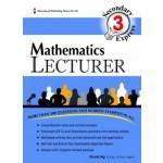 Secondary 3 Express Mathematics Lecturer
