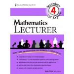 Secondary 4 Express Mathematics Lecturer