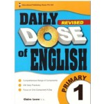 Primary 1 Daily Dose Of English Revised Edition