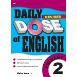 Primary 2 Daily Dose Of English Revised Edition