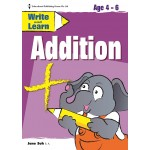 WRITE & LEARN - ADDITION