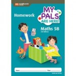 Book 5B My Pals Are Here Maths Homework (3rd Edition)