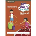 Book 6B My Pals Are Here Maths Homework (3rd Edition)
