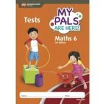 MPH Maths Test P6 (3E)