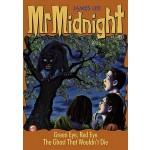 MR MIDNIGHT #85 GREEN EYE, RED EYE