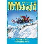 MR MIDNIGHT #92: MOUNTAIN OF TERROR