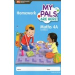 Book 4A My Pals Are Here Maths Homework (3rd Edition)