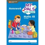 Book 4B My Pals Are Here Maths Homework (3rd Edition)