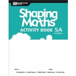 P5A Shaping Maths Activity Book3rd Edition