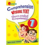 P1 Comprehension Visual Text Open-Ended