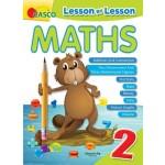 P2 Maths Lesson by Lesson