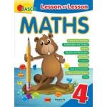 P4 Maths Lesson by Lesson