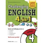 P4 Challenging English 4-In-1-Revised