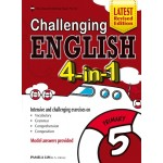 Primary 5 Challenging English 4-In-1