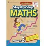 P3 Step-By-Step Maths (New Syllabus)