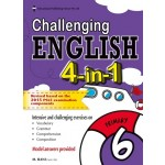 Primary 6 Challenging English 4-In-1