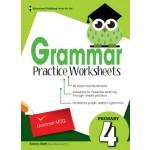 Primary 4 Grammar Practice Worksheets
